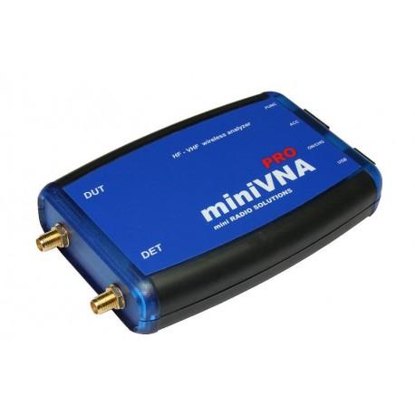 Analizador de antenas                     Mini VNA Pro