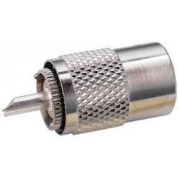 Conector PL Macho Amphenol