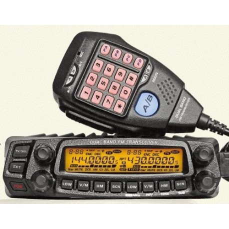 Transceptor movil bibanda AT-5888VU