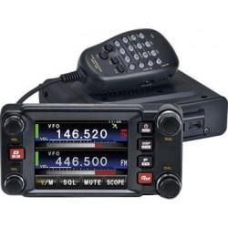 Emisora VHF/UHF bibanda Yaesu FTM-400XDE