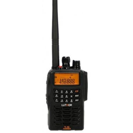 Walkie VHF/UHF bibanda Luthor TL-66 Hammer