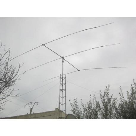 Antena  HF Base Hy-Gain TH-3JR