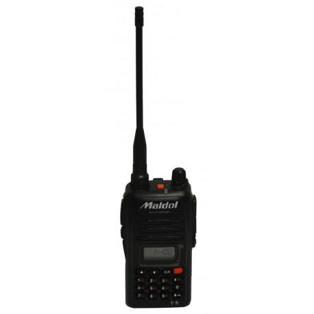 Walkie VHF monobanda Maldol V6-HAM