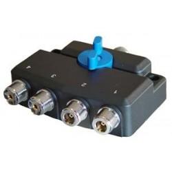 Conmutador de antena D-Original DX-SW4MIX