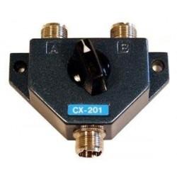 Conmutador de antena Telecom  CX-201