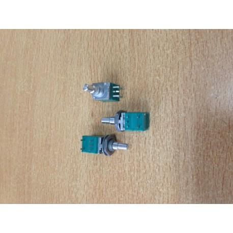 Potenciómetro volumen para Icom IC-F3 y F4