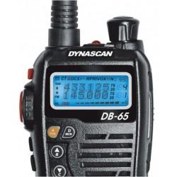 Walkie VHF/UHF bibanda Dynascan DB-65