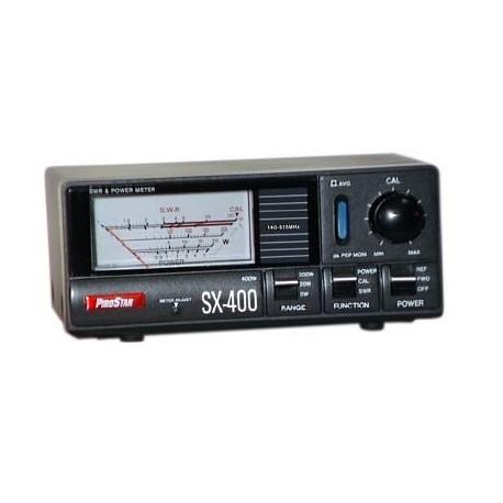 Medidor de estacionarias ROE Telecom SX-400