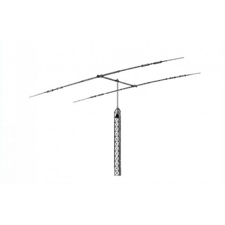Antena base HF Hy-Gain TH-2MK3