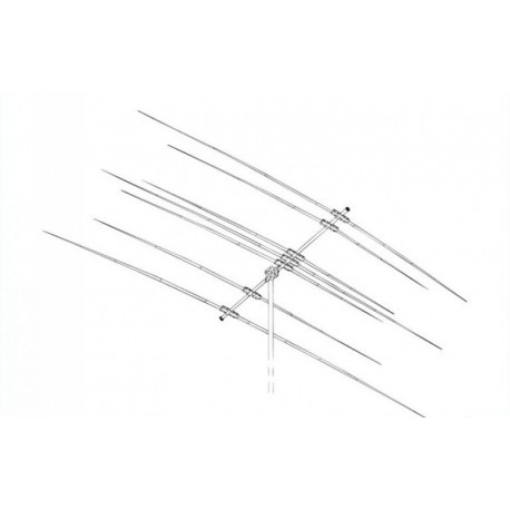 Antena base HF Hy-Gain DB-1217