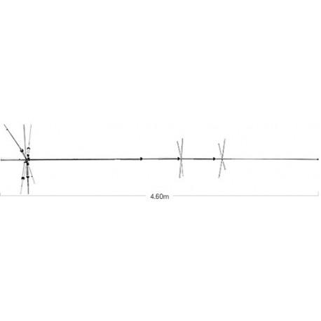 Antena Base HF Diamond CP-6S