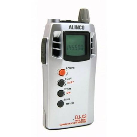 Receptor Alinco DJ-X3E