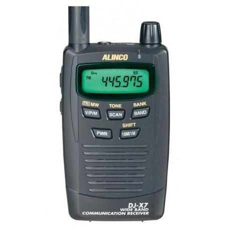 Receptor Scanner Alinco DJ-X7E