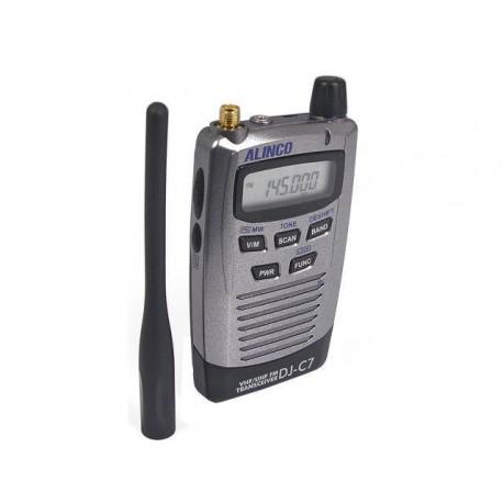 Walkie Talkie VHF/UHF Alinco DJ-C7E