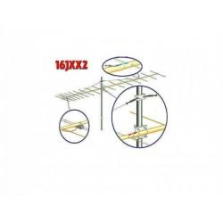 Antena Base VHF/UHF 16JXX2 (144Mhz)