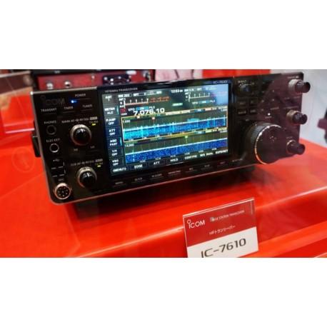 Emisora Transceptor HF Icom IC-7610