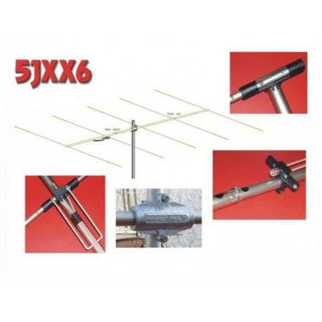 Antena Base 50 Mhz 5JXX6