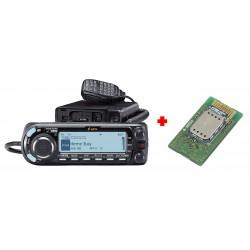 Emisora VHF/UHF bibanda Icom ID-4100 + bluetooth ut-137