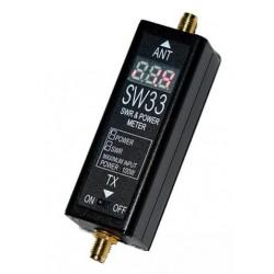 Medidor de estacionarias Surecom SW-33