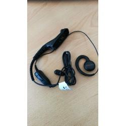 Micro Auricular para Motorola serie DP-4000