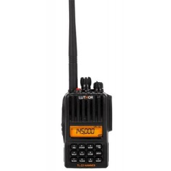 Walkie VHF monobanda Luthor TL-22 Hammer TLB409