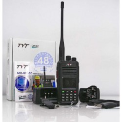Walkie Talkie DMR Digital TYT MD-UV380GPS