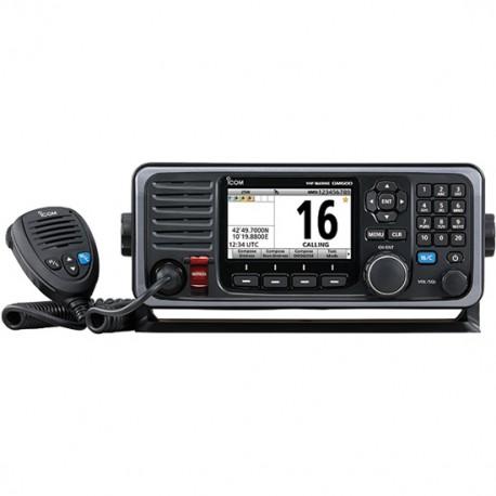 Emisora VHF marina Icom GM600 Pack Acoplador AT-141 + Cable OPC-1465