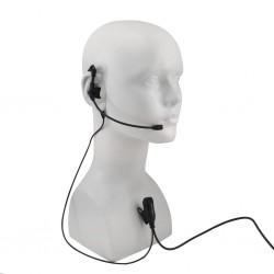 Micro-Auricular Telecom MA-MB-M para MOTOROLA Y TEAM