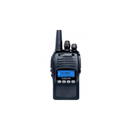 Walkie VHF monobanda Luthor TL-630