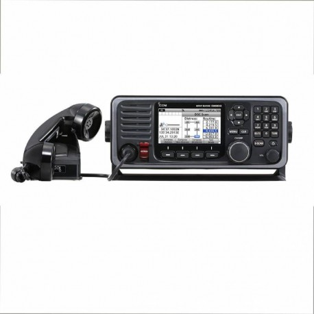 Emisora móvil VHF marina Icom GM600 Pack Acoplador AT-141 + Cable OPC-1465