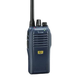 Walkie ICOM IC-F3202DEX VHF