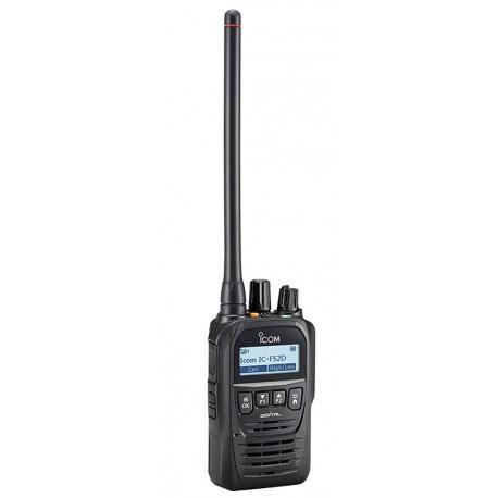 Radio portátil ICOM IC-F1000D VHF