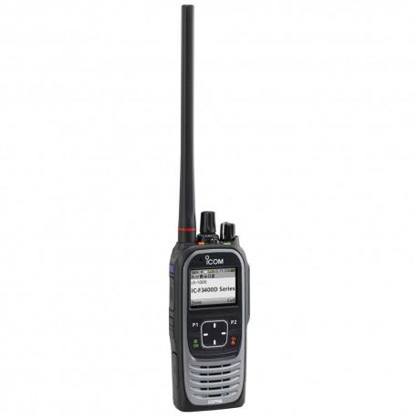 Radio portátil ICOM IC-F3262DT VHF
