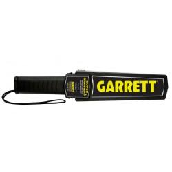 Detector de metales manual Garrett Super Scanner V