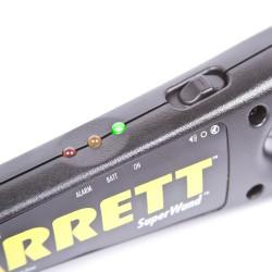 Detector de metales manual Garrett SuperWand