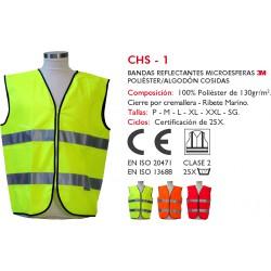 Chaleco reflectante CHS 1