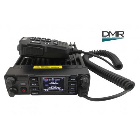 Transceptor Móvil VHF/UHF digital DMR / Analógico Anytone AT-D578UV PRO