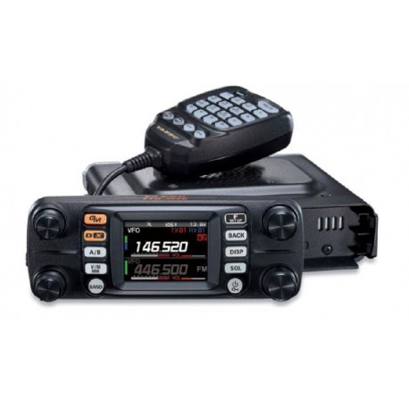Reserva Emisora VHF/UHF bibanda Yaesu FTM-300DE