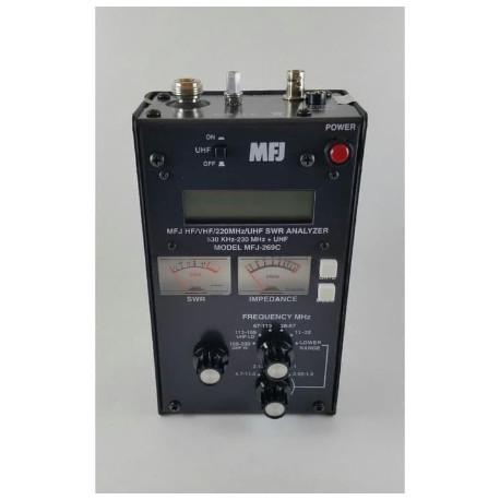 Analizador de antena MFJ-269C