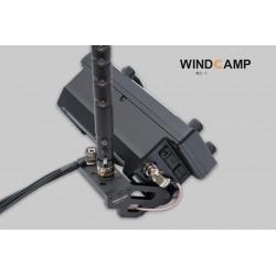 Soporte para Icom IC-705 Windcamp RC-1