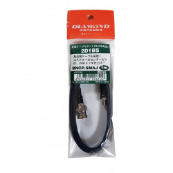Cable coaxial Diamond 2D1BS