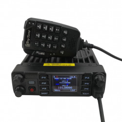 Transceptor Móvil VHF/UHF DMR Anytone AT-D578UV PLUS